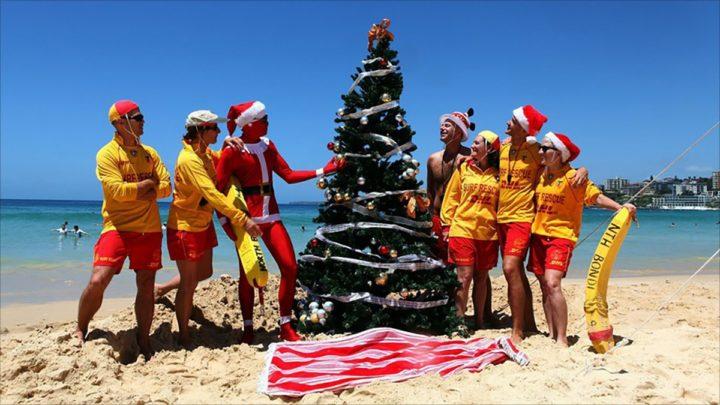 Австралийцы одними из первых в мире приветствуют наступление Нового года