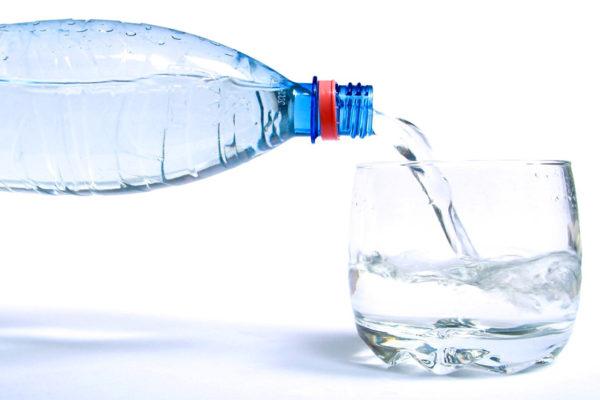 Минеральная вода от похмелья