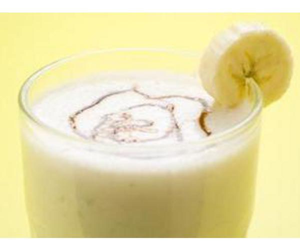 Банановый коктейль от похмелья