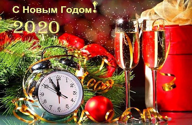 Добрые пожелания на Новый год порадуют коллег и друзей