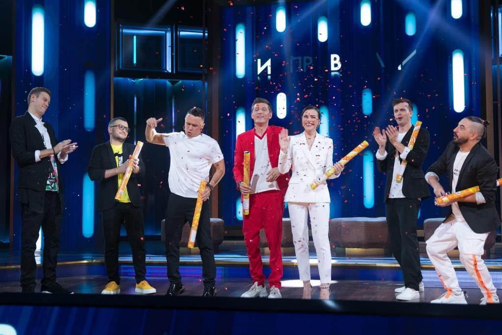 "Зрители канала ТНТ проводят старый и встретят Новый 2020 год с резидентами ""Камеди клаб"""