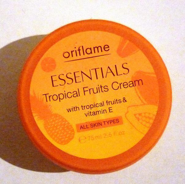 Oriflame ESSENTIALS Tropical Fruits Cream