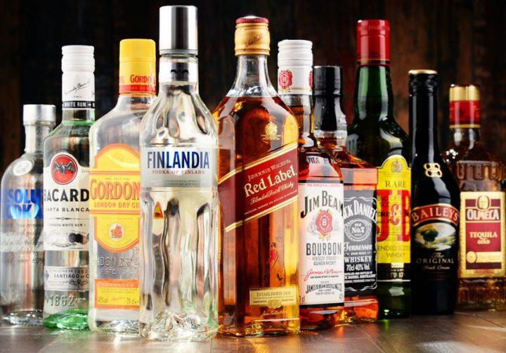 Совмещение алкогольных напитков
