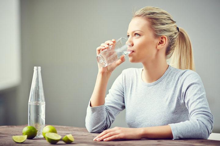 Сколько пить при похудении