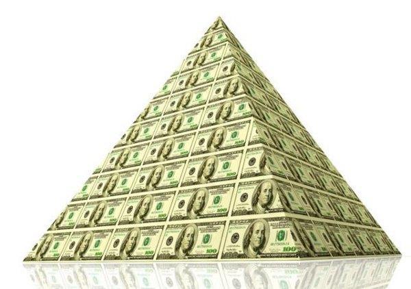 Создание пирамиды в Эмвей