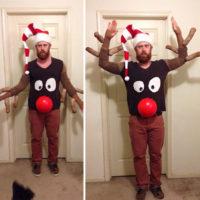 Топ нелепых костюмов на Новый год