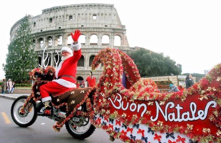 В Италии Новый год начинают, освободившись от всего старого