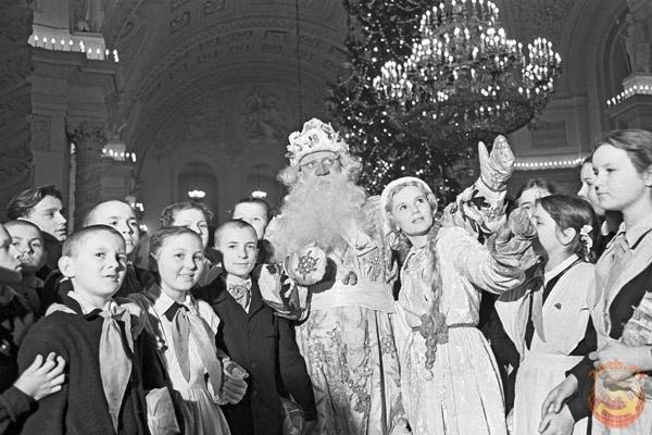 Дед Мороз в СССР