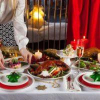 Как экономно накрыть шикарный стол на Новый год
