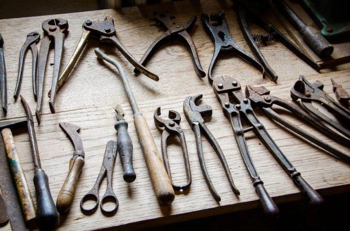 Силикагель для металлических инструментов