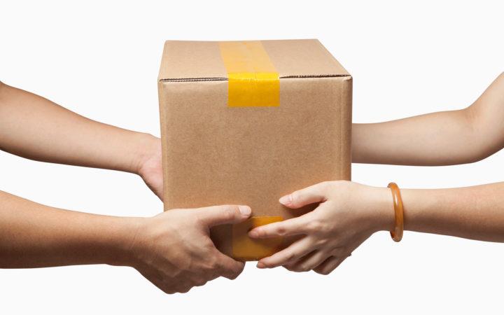 Как передать товар покупателю