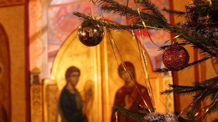 Церковь в Рождество