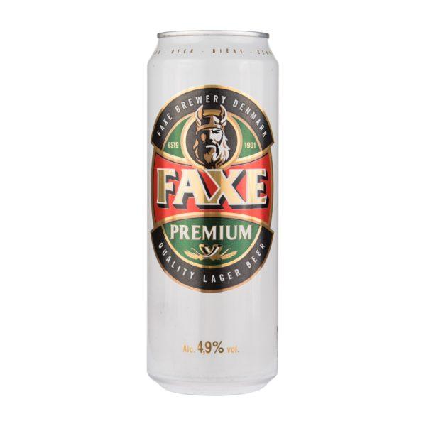 Пиво баночное Faxe