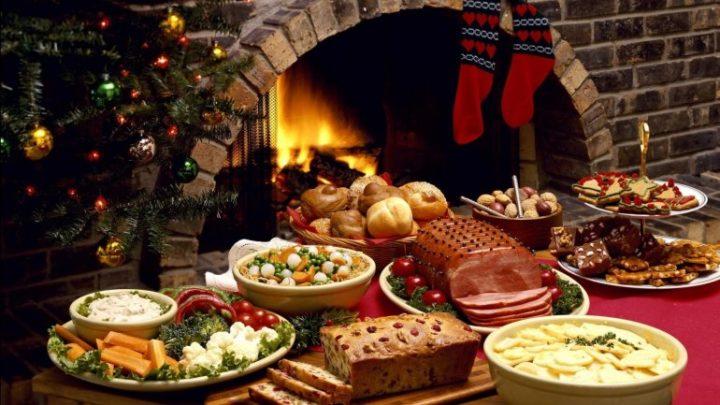 Как накрыть стол на старый Новый год
