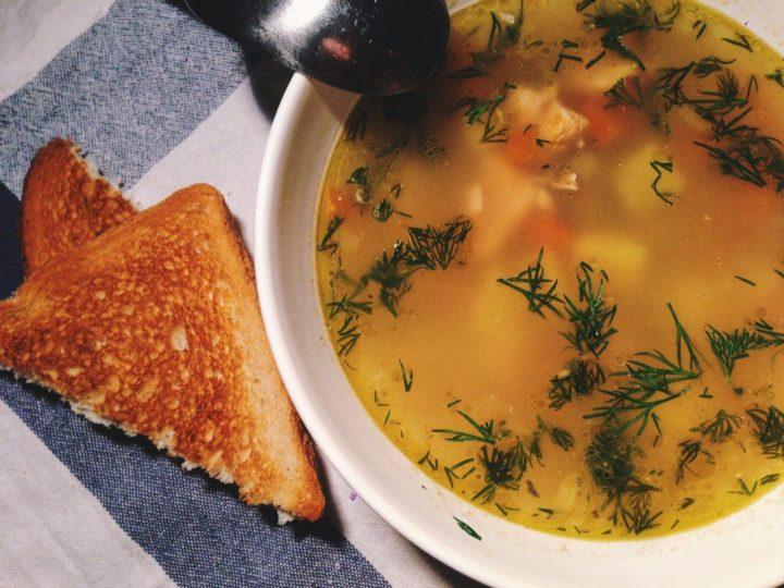 Супы из доступных продуктов