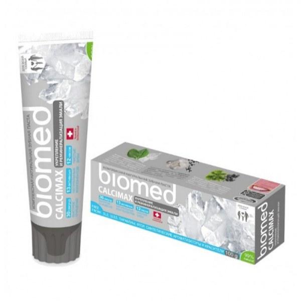 Зубная паста BIOMED Calcimax