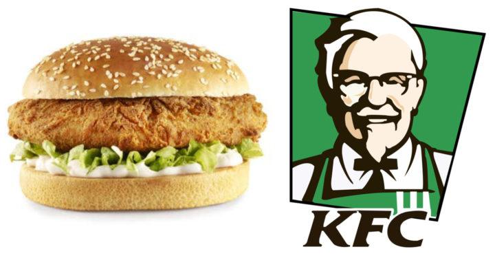 """Вегетарианское """"мясо"""" в KFC"""