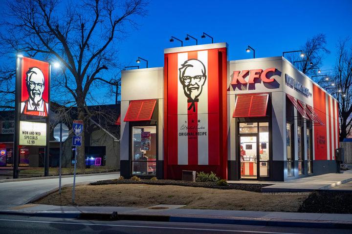 KFC в разных странах