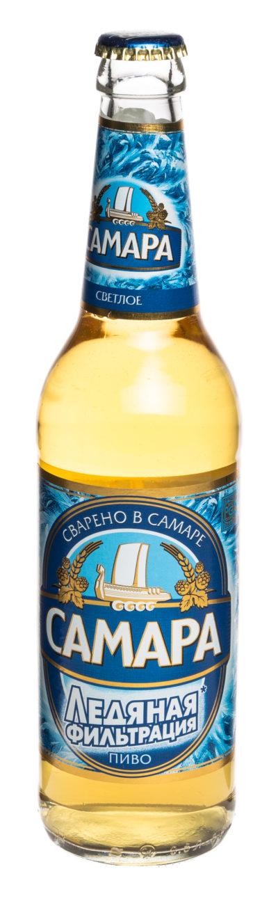 """Пиво """"Самара"""""""