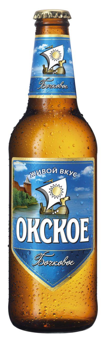 """Пиво """"Омское"""""""