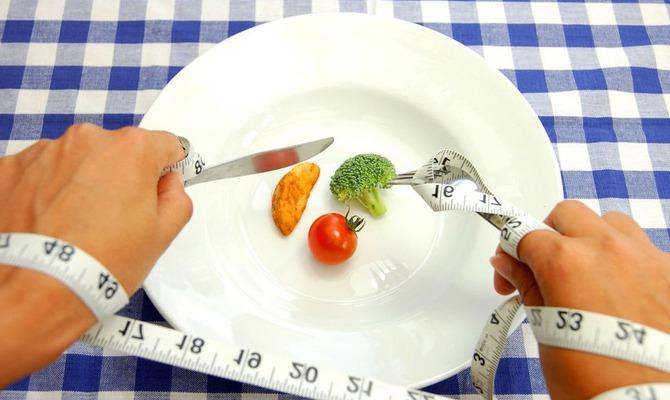 Опасность низкокалорийных диет