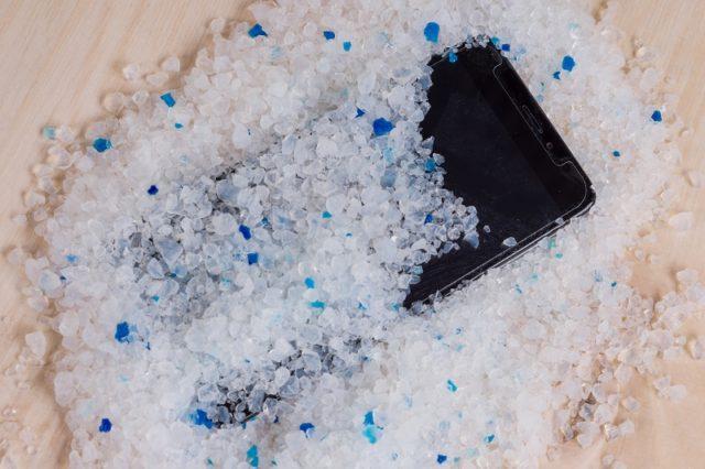 Силикагель для телефонов