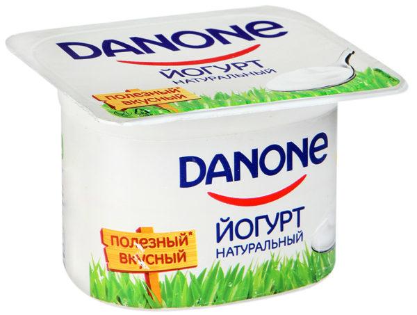 """Йогурт """"Danone"""""""