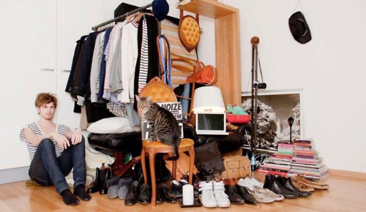 Наведение порядка в доме и гардеробе, систематизация вещей