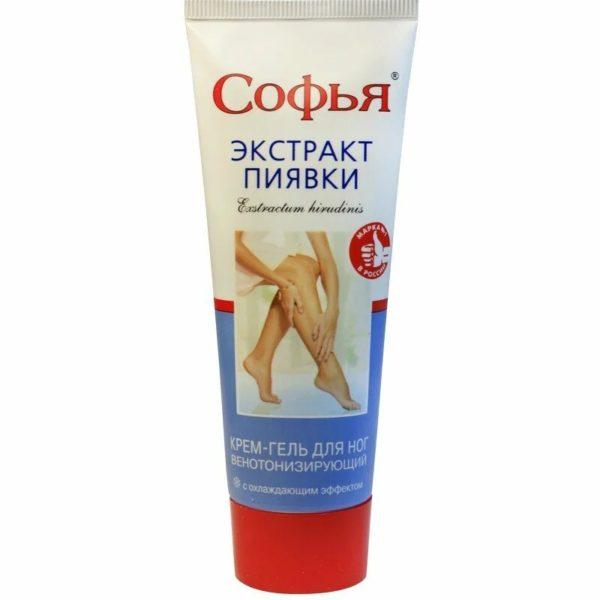 """Крем-гель для ног """"Софья"""""""