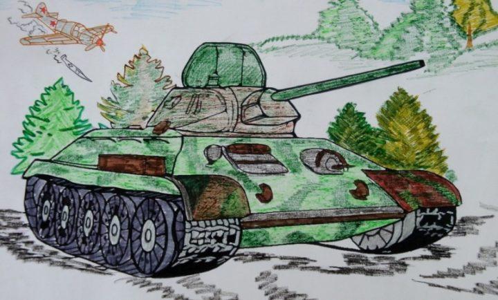 Чтобы срисовывать рисунки, не нужен талант художника