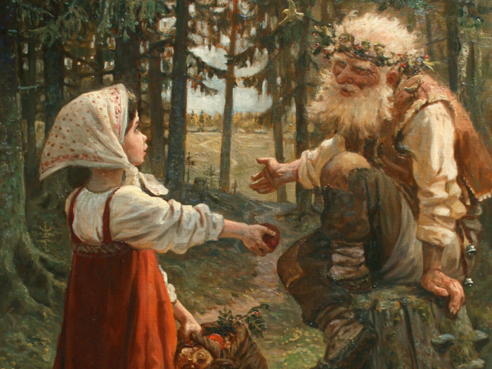 Репродукция картины
