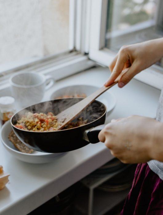 Кулинарная переработка продуктов