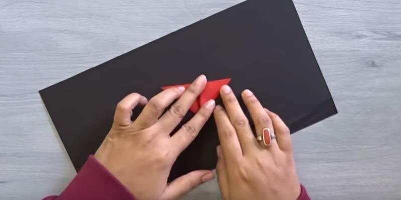 Изготовление объемной валентинки. Этап 3.1
