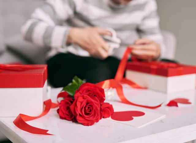 Подарок на День всех влюбленных своими руками