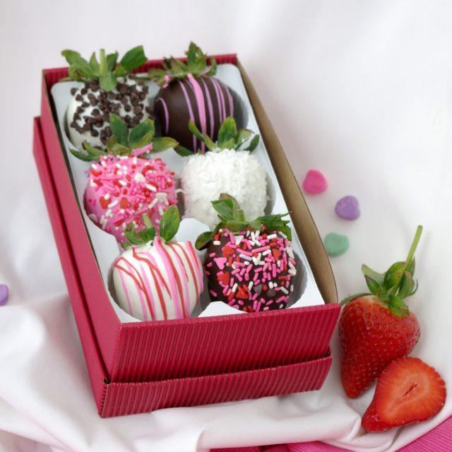 Изысканный набор сладостей
