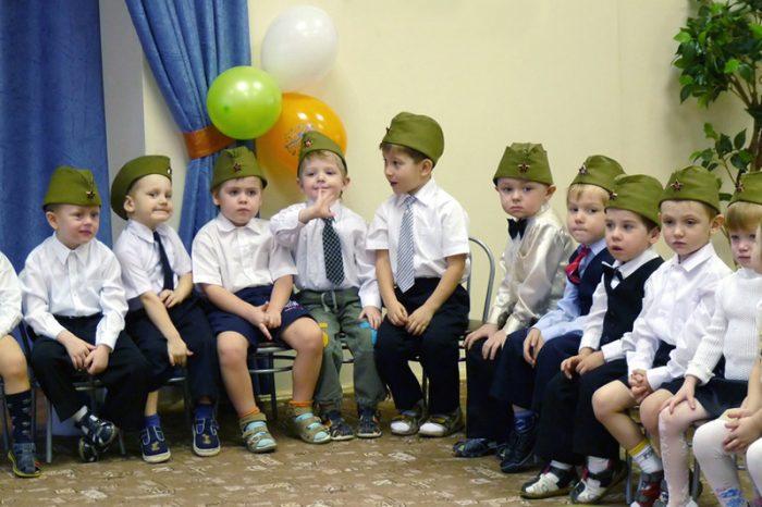 День защитника Отечества воспитывает в детях чувство патриотизма, уважение к воинам