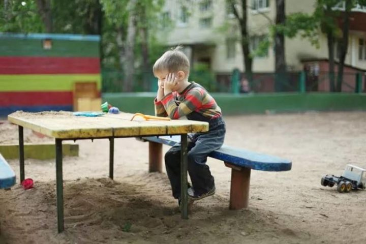 Штраф за ребенка без присмотра