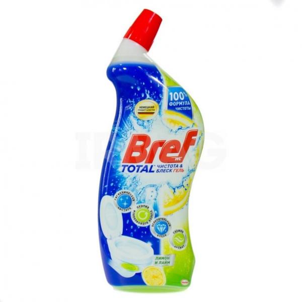 """Bref Total """"Гель чистота и блеск"""""""