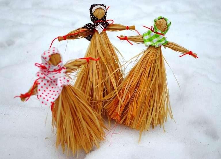 Кукла Масленица — это один из атрибутов праздника