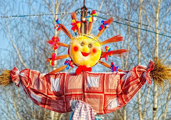 Масленичная неделя традиционно проходит с народными гуляниями и вкусными угощениями