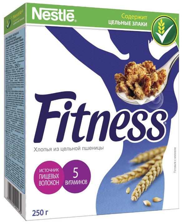 Фитнес-хлопья на завтрак