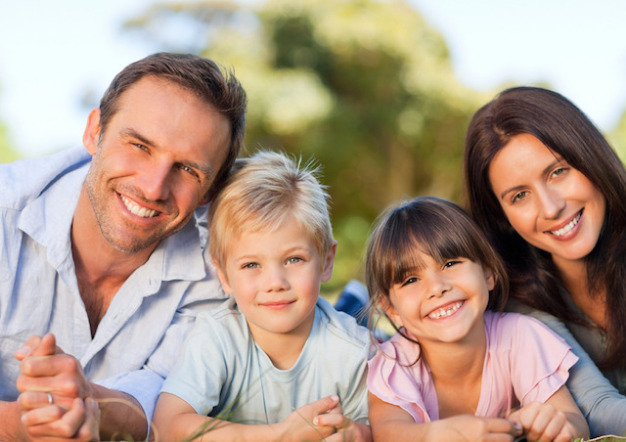 Равномерное распределение обязанностей в семье