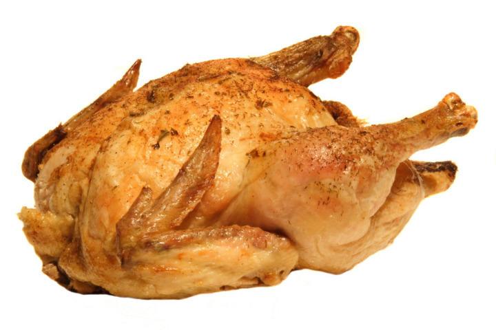 Вред курицы-гриль
