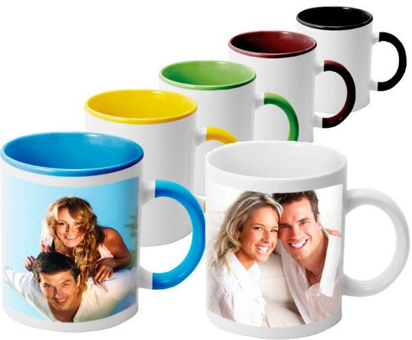 Чашки с портретом