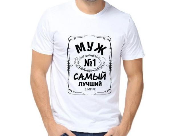 Любой принт на футболке