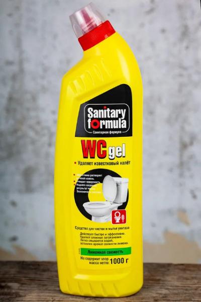 Sanitary Formula для унитаза