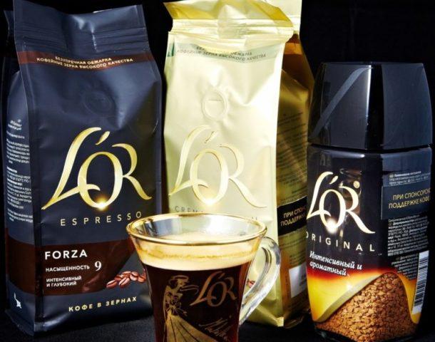 Кофе L'OR