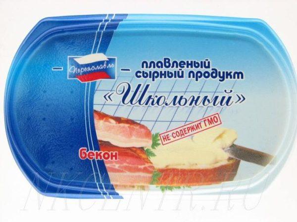 Плавленый сыр «Переяславль» Школьный
