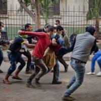 Беспорядки в Индии в связи с коронавирусом