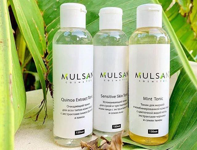 Шампуни Mulsan Cosmetic